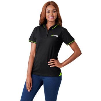 Jet Cotton-Touch Ladies Golf Shirt