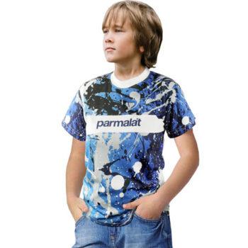 Junior Crew Neck T Shirt