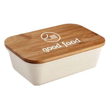 Kooshty Natura Bamboo Fibre Lunch Box