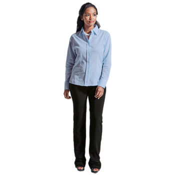 Ladies Chambray Blouse