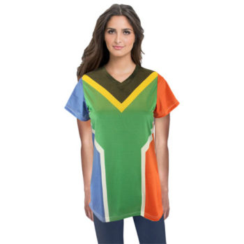 Ladies Legacy V-Neck T Shirt