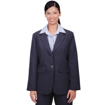 Ladies Long Sleeve Heather Jacket