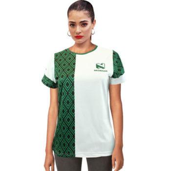 Ladies Lucina Crew Neck T Shirt