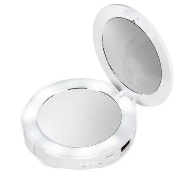 Livana Mirror And 5000Mah Powerbank