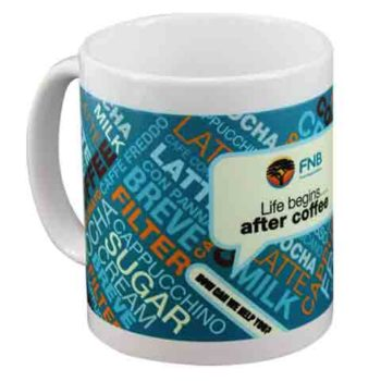 Luminous Sublimation Mug