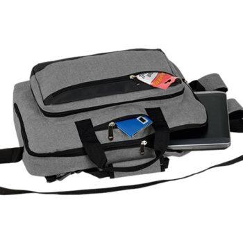 Melange Crossover Laptop Backpack
