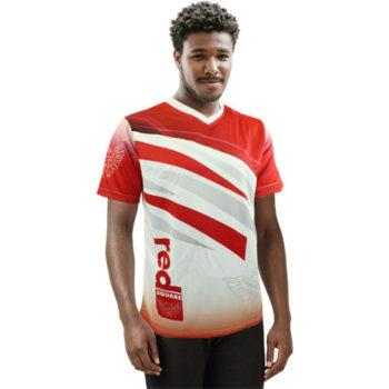 Mens Carson V-Neck T Shirt L