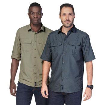 Mens Safari Shirt
