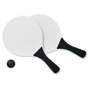 Mini Match Beach Tennis Set