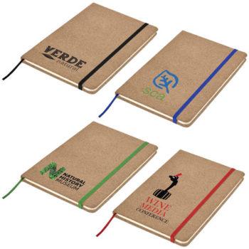 Okiyo Sakura Cork A5 Notebook