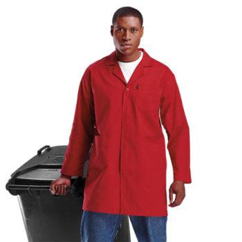 Poly Cotton Dust Coat