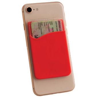 Premium Phone Card Holder