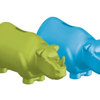 Rhino Money Box