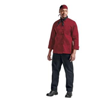 Savona Long Sleeve Chef Jacket
