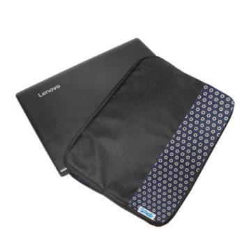 Shweshwe And 600D Laptop Bag