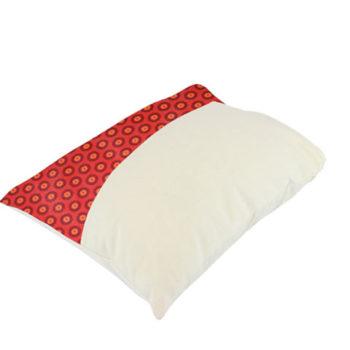 Shweshwe And Cotton  Cushion