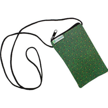 Shweshwe Cellphone Pouch