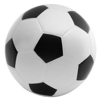 Soccer Ball Shaped Stress Ball