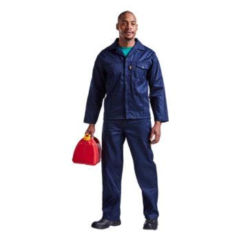 Supreme Poly Cotton Cont Suit