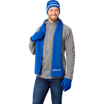 Team Colours Winter Warmer Set