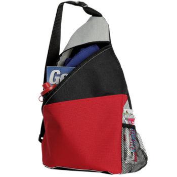 Three Tone Sling Bag