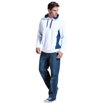Track Hooded Sweater