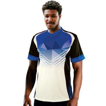 Unisex Midfield Soccer Supporters Moisture Management Sublimation Shirt