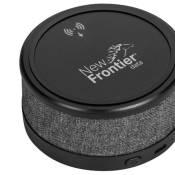 Aberdeen Wireless Charger And Bluetooth Speaker