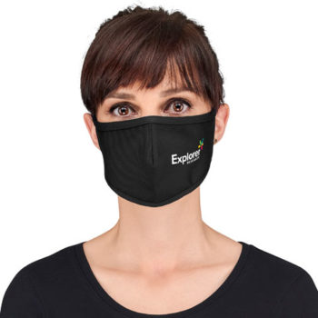 Alto Adults Double-Layer Tie-Back Face Mask