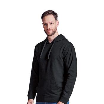 Basic Promo Hooded Sweater