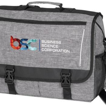 Collegiate Compu-Messenger Bag