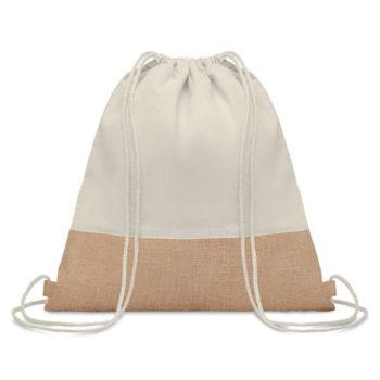 Cotton Jute String Bag