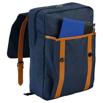 Exclusive Double Strap Design Backpack