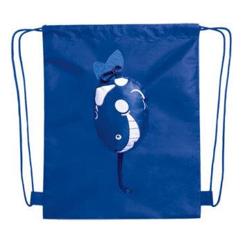 Kissa Foldable Drawstring Bag