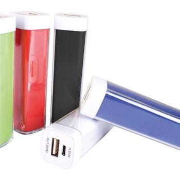 Plastic 2200 mAh Powerbank