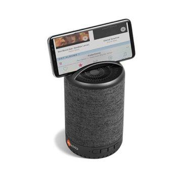 Towerbluetooth Speaker And Phone Holder