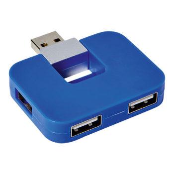 USB Hub With 4 Ports